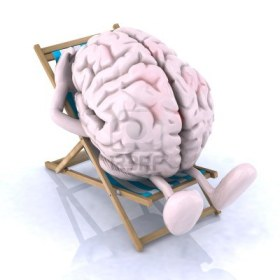 15817111-brain-that-rests-on-a-beach-chair-the-concept-of-relaxing-the-mind