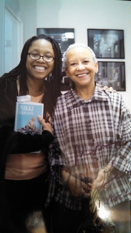 me and nikki giovanni