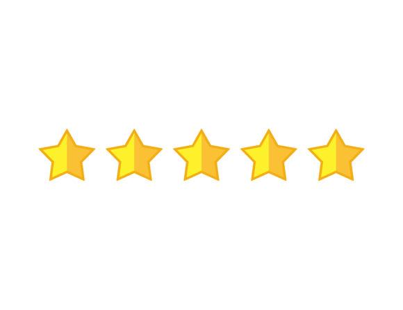 Five-stars-logo-by-meisuseno-580x446